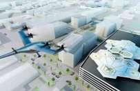 دبئی میں ''اڑن ٹیکسی'' کا آغازسال2020ءتک ہوجائے گا، روڈزاینڈٹرانسپورٹ ..