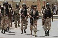 پاکستان رینجرز سندھ کا کراچی کے مختلف علاقوں میں ہیٹ اسٹروک کیمپس کا ..