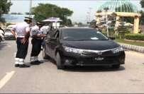 خیبرپختوانخوا حکومت کا ٹریفک حادثات سےمیں کمی سے متعلق احسن اقدام، ..