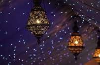 عمانی حکام نے ماہ رمضان کے دوران عوام کو محتاط رہنے کے لئے روڈ وارننگ ..
