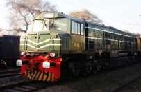 پاکستان ریلوے نے راولپنڈی تا کراچی ''پاکستان ایکسپریس ٹرین'' نئی ..