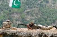 پاک فوج نے پاک افغان بارڈر پر پاکستان مخالف پراپیگنڈا میں مصروف افغان ..
