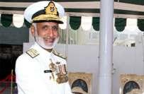 پاک بحریہ کے سربراہ ایڈمرل محمد ذکاء اللہ سے پولینڈ کے کمانڈر لینڈ ..
