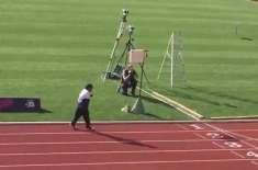 101 سالہ بوڑھی عورت نے اکیلے دوڑ کر سونے کا 17 واں تمغہ جیت لیا