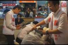 چھریوں سے مساج۔ تائیوان میں تیزی سے پھیلتا ہو رواج
