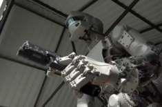 روس کا خلا میں  جانے کے لیے تیار کیا جانے والا روبوٹ  فائرنگ بھی کر سکتا ..