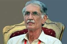 پشاور،وزیراعلیٰ پرویز خٹک کا حیات آباد میڈیکل کمپلیکس کا اچانک دورہ