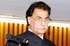 سر دار ایاز صادق نے پی ٹی آئی رکن فاروق اعظم کو قائد ایوان کی سیٹ سے ..