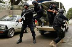 خیبرپختونخواہ میں انسداد دہشت گردی کیلئے خصوصی ریپڈ ریسپانس فورس کا ..