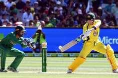 دوسرا ون ڈے ، آسٹریلیا نے پاکستان کو جیت کے لیے 221رنز کا ہدف دیدیا