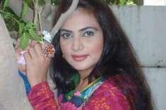 عینی طاہرہ کے ریمکس گانے''رشک قمر'' کی شوزمیں مقبولیت