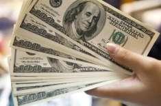انٹر بینک مارکیٹ اورمقامی اوپن کرنسی مارکیٹ میں روپے کے مقابلے ڈالرکی ..