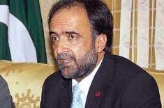 سعد رفیق جوش خطاب میں کچھ بھی کہہ جاتے ہیں،قمرزمان کائرہ