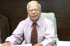 سابق گورنر اسٹیٹ بینک عشرت حسین کو گورنر سندھ بنائے جانے کا امکان