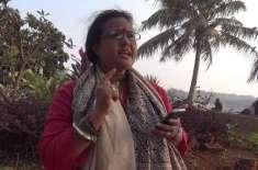 ہدایتکارہ عاصمہ بٹ نے پاکستانی سینما گھروں میں بھارتی فلموں کی نمائش ..