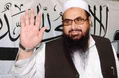حافظ سعید کے علاوہ جماعت الدعوہ کے دیگر 4 افراد کو بھی نظر بند کر دیا ..