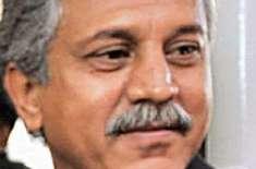 میئر کراچی وسیم اختر کی عشرت خان سے تعزیت