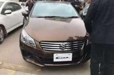 سوزوکی پاکستان نے ملک میں پہلی مرتبہ سیڈان گاڑی متعارف کروانے کی تیاریاں ..