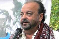 آغا سراج درانی ایک مرتبہ پھر سندھ اسمبلی کے اسپیکر منتخب ہوگئے