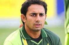 سعید اجمل نے قومی ٹیم کا باﺅلنگ کوچ بننے میں دلچسپی ظاہر کردی