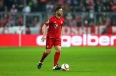 بائرن میونخ جرمن فٹ بال کپ کے کوارٹرفائنل میں پہنچ گیا