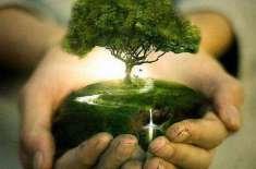 درخت لگانا سنت نبوی ﷺ ہے ،درخت لگا نا اور ان کی آبیاری کرنا ہم سب کا ..