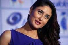 کرینہ کپور سیف علی خان کی نئی فلم ''رنگون'' دیکھنے کے لئے پرجوش