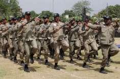 لاہورمیں پنجاب رینجرز کے سیکٹر کمانڈرز کی کانفرنس، بھارتی فوج کی جانب ..