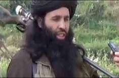 پاکستان نے افغانستان میں موجود کالعدم تحریک طالبان کے سربراہ ملا فضل ..