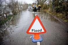 ماہرین نے سیلابوں کے خلاف اپنا انوکھا ہیتھار متعارف کرا دیا