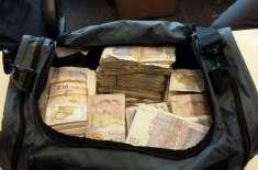 کوئی شخص ٹیکسی میں 1 ملین پاؤنڈ چھوڑ گیا