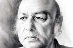 انقلابی شاعر حبیب جالب کی89 ویںسالگرہ کل  منائی جائے گی