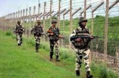 بھارتی ریاستی د ہشت گردی اور ایل او سی پر بھارت کی طرف سے کی شدید مذمت ..