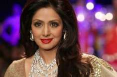 بالی ووڈ اداکارہ سری دیوی نے بطور خواجہ سرا ممبئی یونیورسٹی میں داخلہ ..