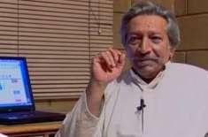 سینئر اداکار طلعت حسین کی 15سال کے بعد کراچی سے لاہور آمد ،مزاحیہ شو ..