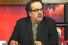 بدمعاشیہ مرنے سے پہلے طوفان برپا کرے گی،ڈاکٹرشاہد مسعود