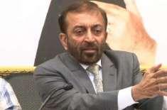 فاروق ستار نے الطاف حسین کے بھارتی وزیر اعظم سے امداد کی درخواست کے ..
