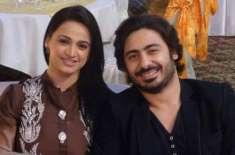 اداکارہ نور بخاری کے شوہر نے علیحدگی کی خبروں کی تردید کر دی