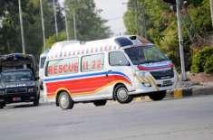 مختلف واقعات میں خاتون سمیت چار افراد جاںبحق اور پانچ زخمی ہو گئے