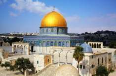 Israel begin digging aroun Alaqsa mosque