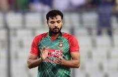 بنگلادیش کے کپتان مشرفی مرتضیٰ نے ٹی 20 انٹرنیشنل کرکٹ سے ریٹائرمنٹ ..