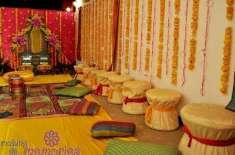 ملتان میں مہنگی ترین شادیوں کے بعد اب مہنگی ترین مہندی کی تقریب
