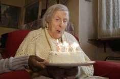 دنیا کی معمر ترین خاتون اور انیسویں صدی  میں پیدا ہونے والی آخری   شخصیت ..