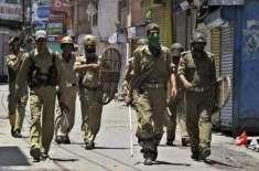 مقبوضہ کشمیر کے ضلع اننت ناگ میں بھارتی فورسز پر حملہ، 6 ہلاک