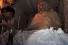 بحریہ ٹاون کے مالک ملک ریاض نے 3 فٹ کے گھر میں رہنے والی بیوہ سلمی بی ..