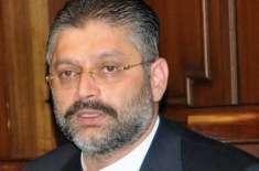 احتساب عدالت نے شرجیل میمن اور دیگر کے خلاف پونے 6 کروڑ روپے کرپشن ریفرنس ..