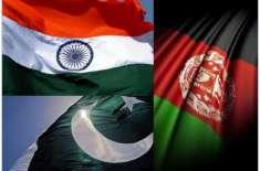 بھارت افغان دریائوں کو پاکستان کے خلاف بطور ہتھیار استعمال کررہا ہے ..