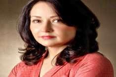 زیبا بختیار نے طویل عرصے کے بعد ٹی وی ڈراموں اور فلموں میں مصروف ہونے ..