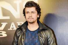 پاکستانی رنگ ساز گلوکار کی بھارت میں دھوم سونو نگھم نے شاندار خراج ..