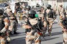 آپریشن ردالفساد کامیابی سے جاری ،سیکیورٹی فورسز کی ٹانک کے قریب کاروائی ..